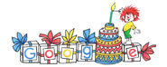 """Google Elisabeth """"Ellis"""" Kaut's 96th Birthday"""