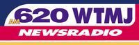Newsradio WTMJ 620 logo