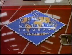 Noel Edmonds Road Show