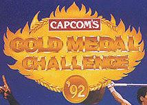 Capcom's Gold Metal Challenge '92