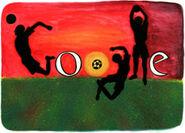Doodle4Google France Winner - World Cup