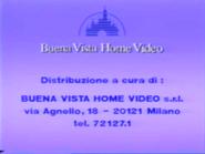 Buena Vista Home Entertainment Logo 1989 d Buena Vista Home Video