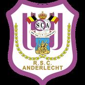RSC Anderlecht logo (1989-2001)