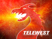 Telewest sparks a ident 1990