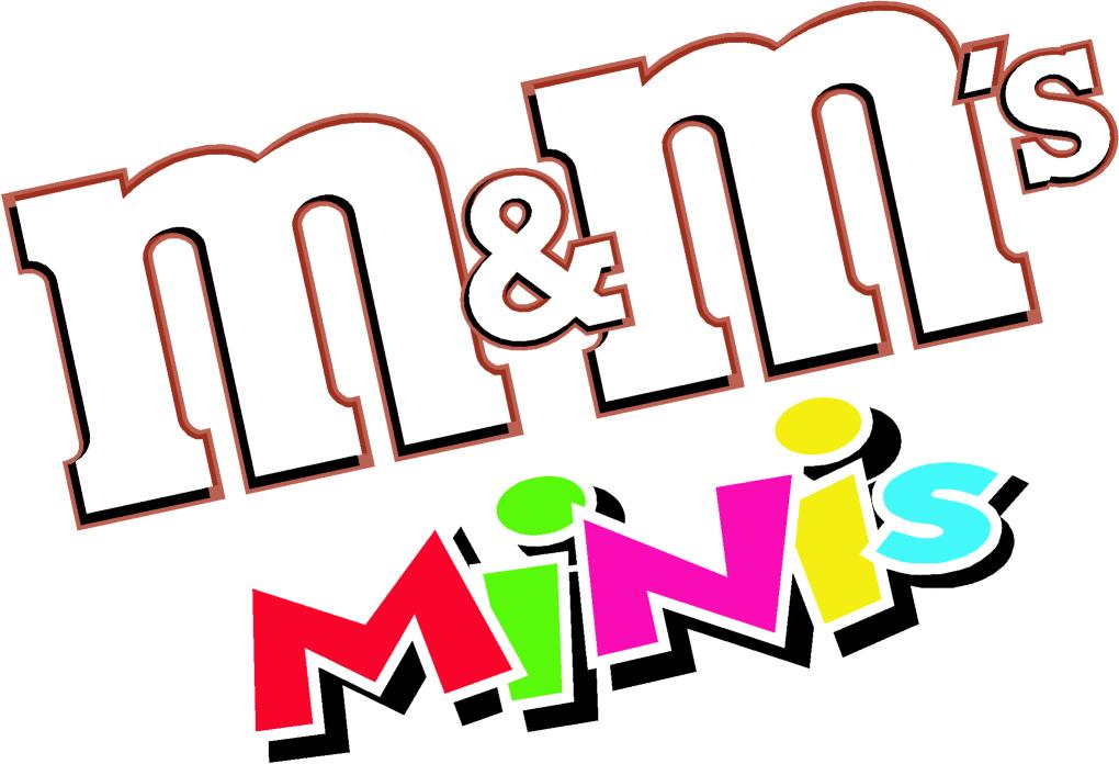 Image - M&M's Minis logo.jpg - Logofanonpedia
