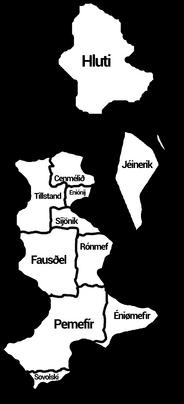Cenhasia map