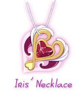 iris necklace lolirock wiki fandom powered by wikia
