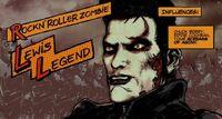 Lollipop Chainsaw Enemies Lewis Legend 01