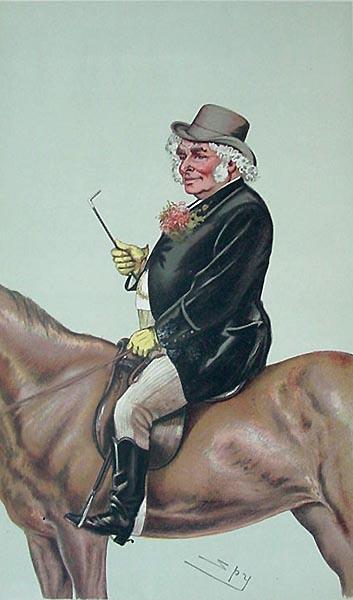 Sir John Bennett Vanity Fair 13 January 1883