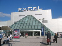 ExCel Exhibition Centre