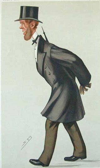 George Charles Brodrick
