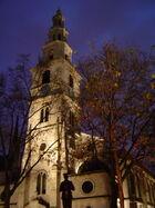 St Clement Danes Jan2005