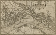 1593 Norden's map of Westminster surveyed and publ 1593 (1)