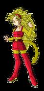 SSJ6 Lily