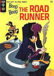 File:Beep Beep the Road Runner 1st issue.png
