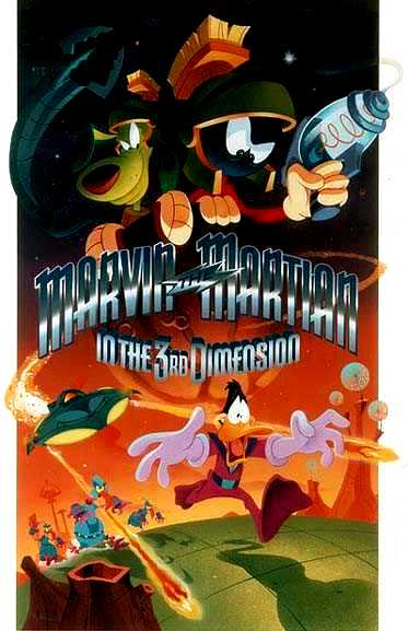 Marvin The Martian In The Third Dimension Looney Tunes