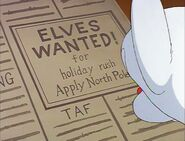 Elves wanted for holiday rush