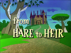 From Hare to Heir
