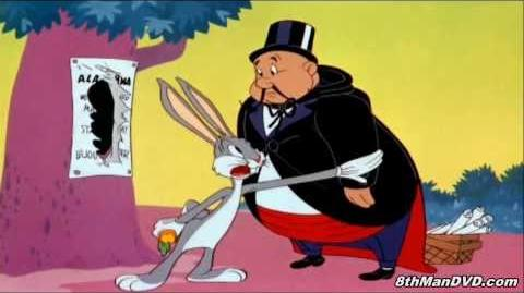 LOONEY TOONS Case of the Missing Hare (Bugs Bunny) (1942) (Remastered) (HD 1080p)