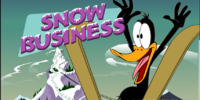 Snow Business (Webtoons)