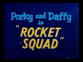 Rocket Squad Title Card