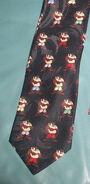 Tasmanian Devil, Taz Loony Tunes WB Licensed Tie