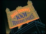 1001 Rabbit Tales Alternate Title Card