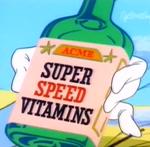 Super Speed Vitamins
