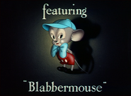 Blabbermouse Character Title Card