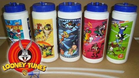 Pepsilindros Looney Tunes Comercial de Tv