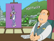 Bugs Bunny name Family Guy