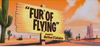 Fur of Flying