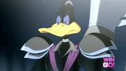 Daffy as Zod