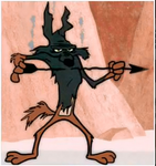 16 - Char-broiled Coyote