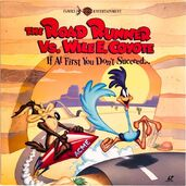 ROAD RUNNER VS WILE E COYOTE