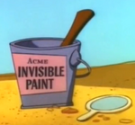 Invisible Paint