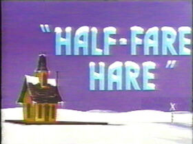 Halffarehare