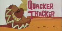 Quacker Tracker