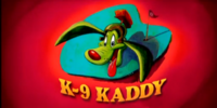 K-9 Kaddy