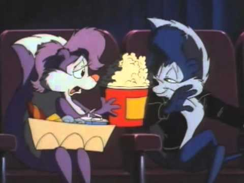 File:At the movies 2, with Fifi and Johnny.jpg