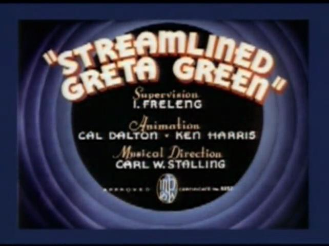 Streamlined Greta Green (1937)-0