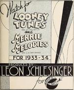 1933 LEON AD