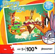 TLTS Road Runner jigsaw puzzle