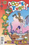 Road Runner DC comic