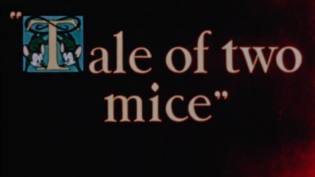 Tale of Two Mice (Original Titles)