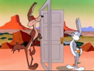 Wile E. Coyote and Bugs Bunny 1