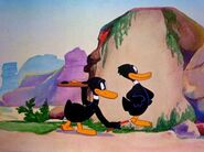 Daffy Duck and the Dinosaur 009