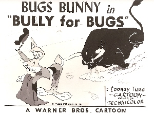 File:Bully For Bugs Lobby Card.PNG