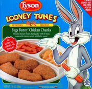492px-Bugs Bunny Chicken Chunks