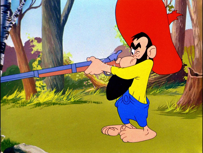 Looney Tunes Hillbilly Hare 1950 1080p